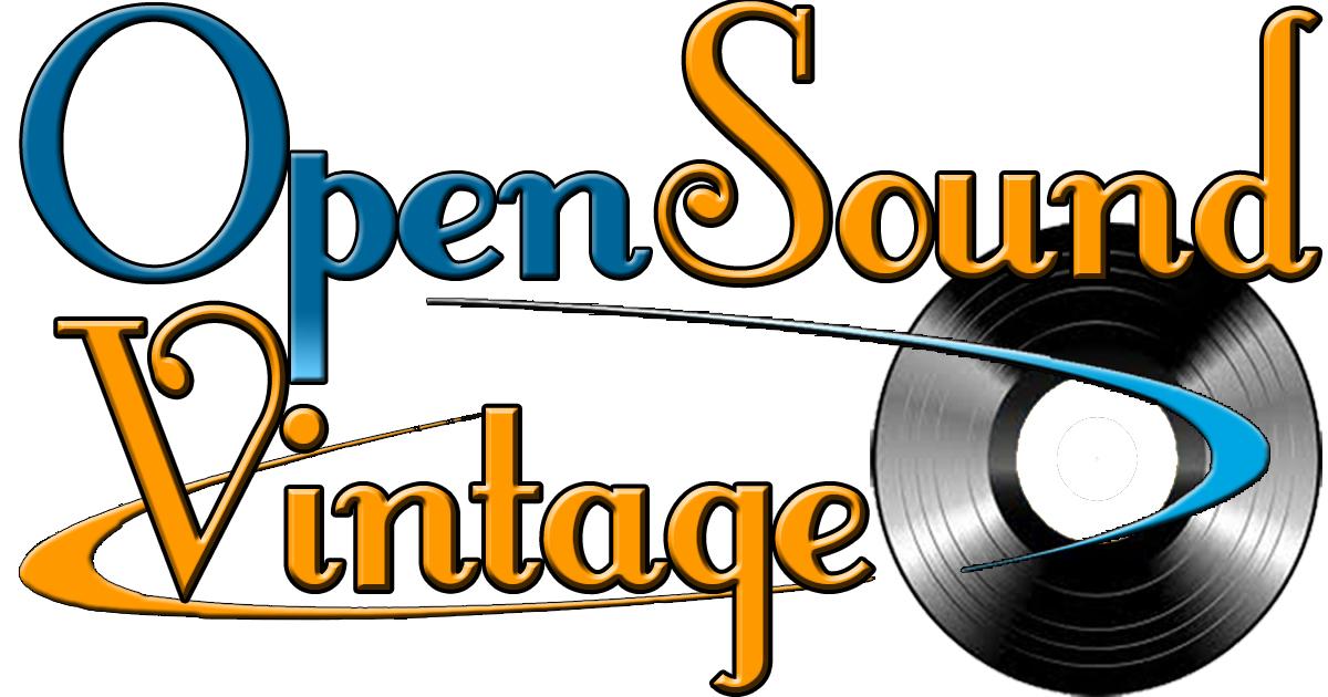 Logo Opensound Vintage