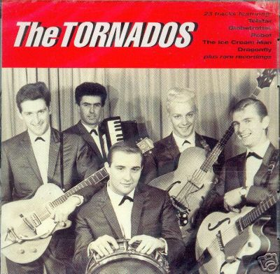 The Tornados - Clem middle